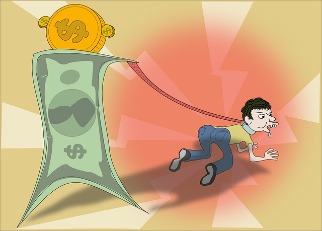 spoutaný dluhy