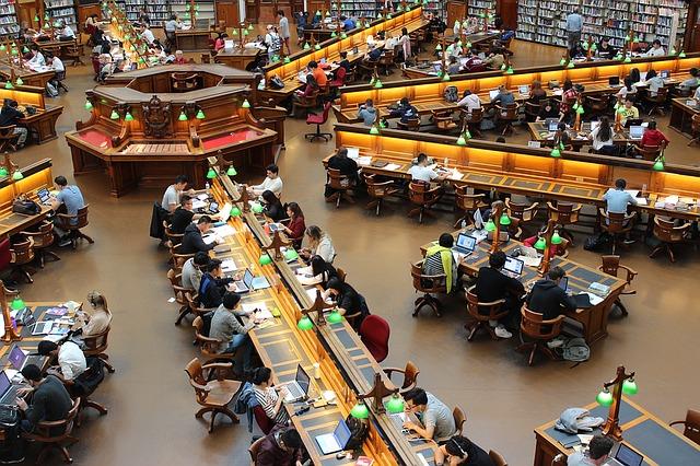 knihovna la trobe